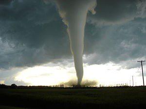 big tornado