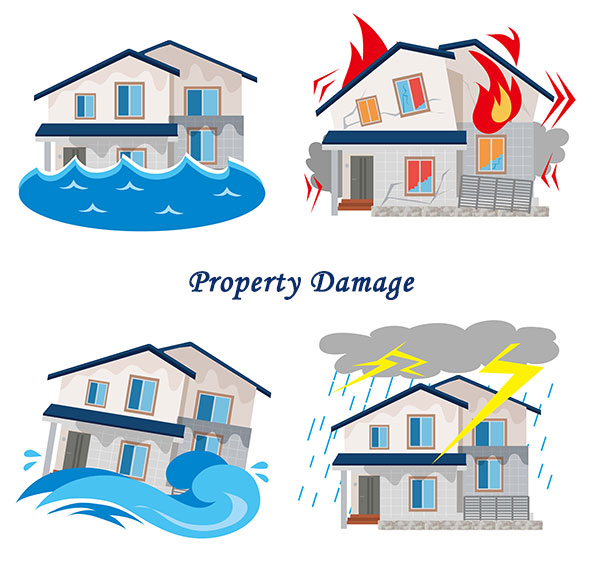 Types Of Damage Not Covered By Homeowner S Insurance