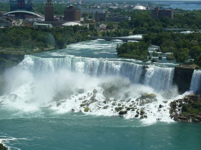 Guide To Surviving The Weather Of Niagara Falls And