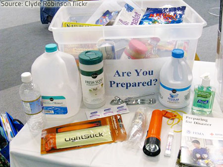 Make sure you have an efficient disaster preparedness plan.