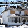 Why home security is important after emergencies.