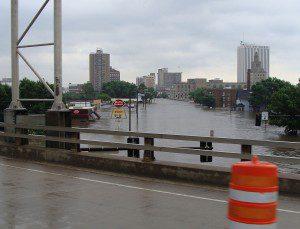 The Flood of 2008 in Cedar Rapids, IA