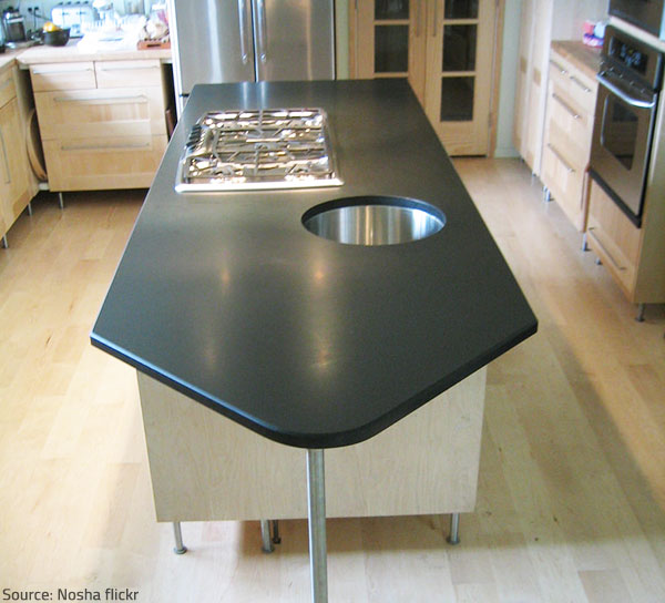 Well Known Honed Granite Vs Polished Pros And Cons Jf46