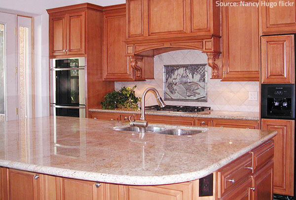Honed Vs Polished Granite : Honed granite vs polished pros and cons