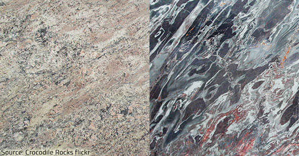 What is better - honed or polished granite?