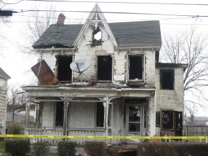 What is fire damage restoration?