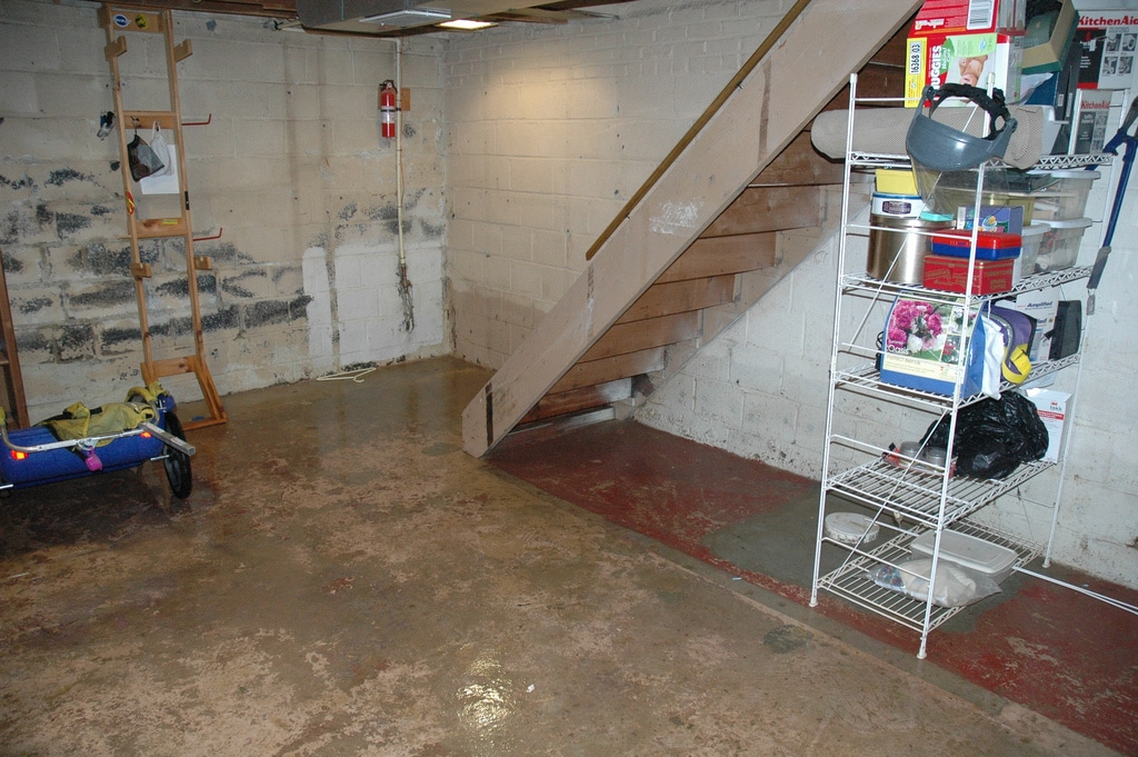Main Causes of Basement Flooding and Tips on how to deal ...
