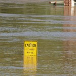Floodwater may pose great risks to your and your family members' health and safety.
