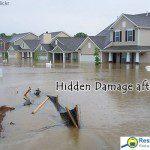 Detect hidden damage after a storm.