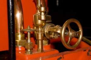 water-valve