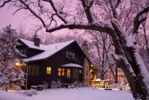 home-in-the-winter