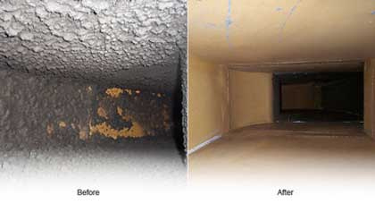 air-duct cleaning