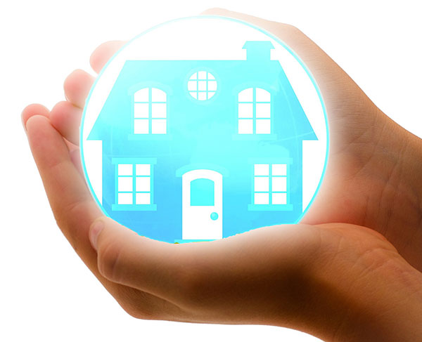 Get proper insurance for your new property.