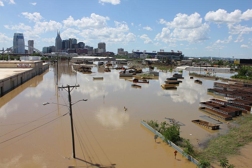 Flood Damage - Tampa- Largo-FL
