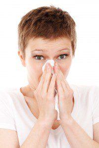 Allergy-Sneezing