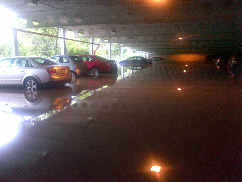 How To Prevent Flooding In Your Garage Restorationmaster