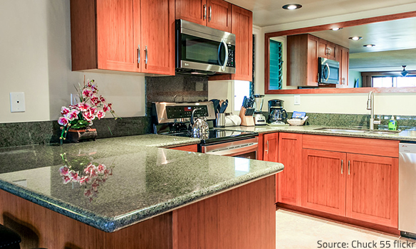 The Finish You Choose Will Change The Way Your Countertop Looks, Feels, And  Performs