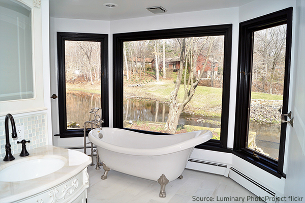 Your renovated bathroom will be easy to love.