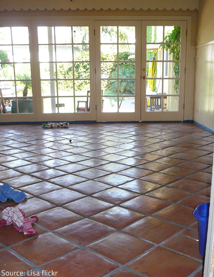 How To Clean Ceramic Tile Tile And Grout Cleaning Tips - Clean tile floors without residue