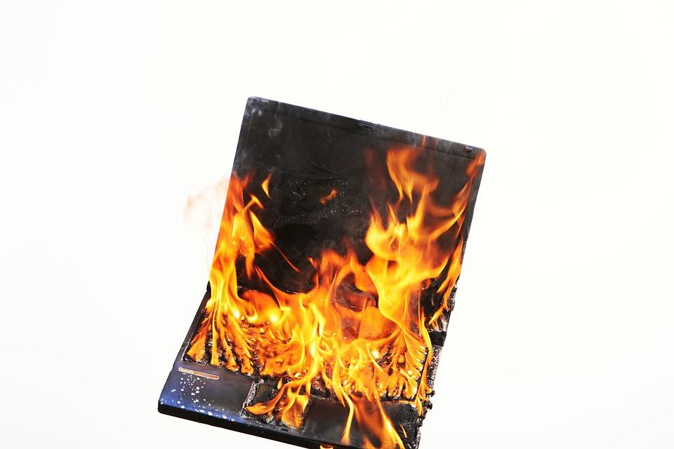 Does Smoke Damage Computers Restorationmaster Finder
