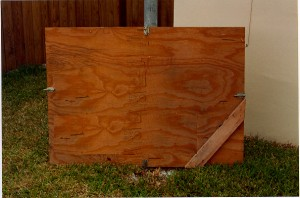 Plywood boards are the most cost-effective option.