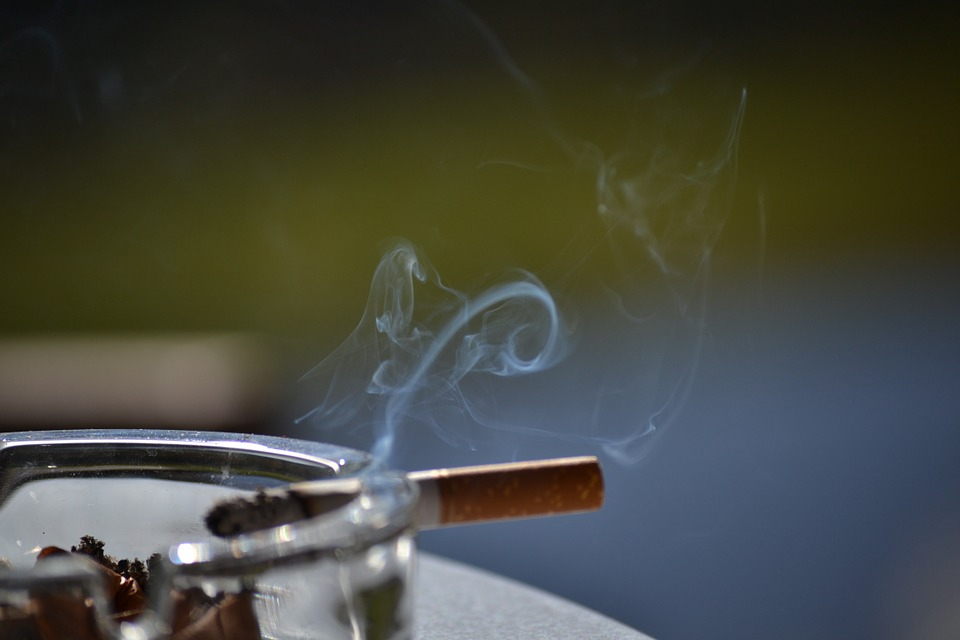 How To Get Rid Of Cigarette Smoke Smell