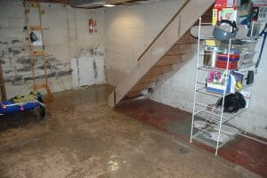 Turn-Off-Water-Before-Vacation-Flooded-Basement