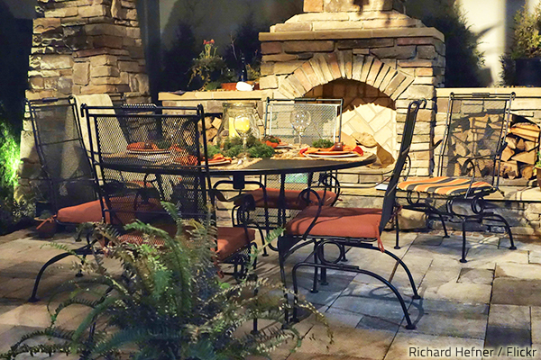 There are many great patio designs to choose from.