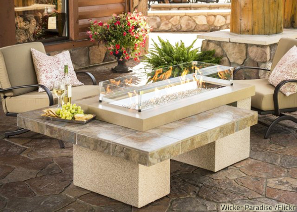 Choose a fire pit design that best suits your needs and preferences.