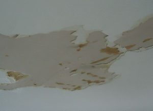 What Causes Water Stains on the Ceiling