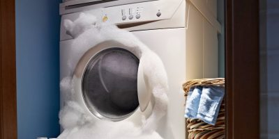 What to Do When the Washing Machine Won't Drain