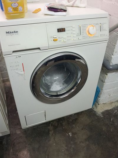 What to Do About a Leaking Washing Machine