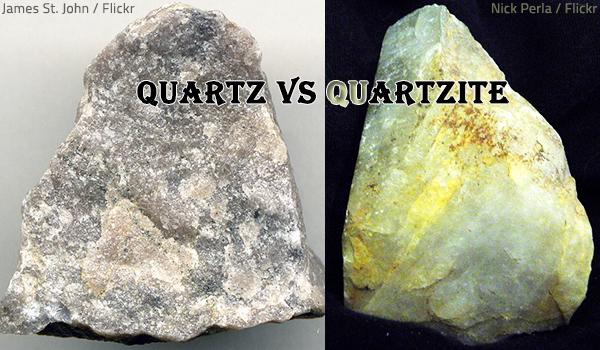 Are Quartz And Quartzite The Same Stone
