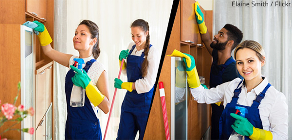 Using professional home cleaning services will help you keep your home neat and tidy at all times.