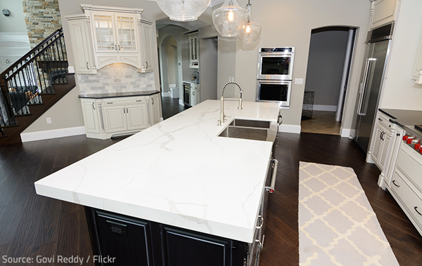 The choice between quartz and quartzite depends on your personal preferences.