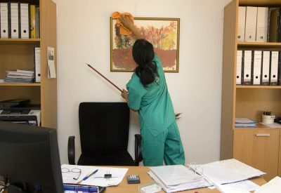 What's the Difference Between Commercial Office Cleaning and Janitorial Services