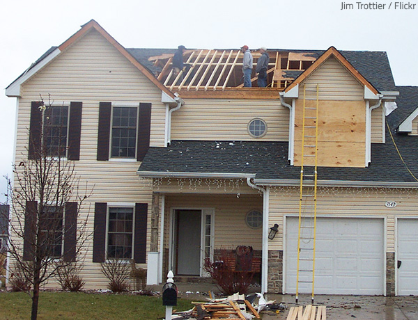Professional storm damage restoration will help you resume your normal life quickly.