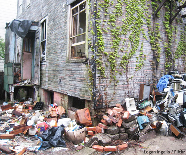 Excessive clutter compromises the ingerity of a home in many different ways.
