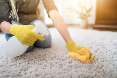 Different Carpet Stains and How to Remove Them