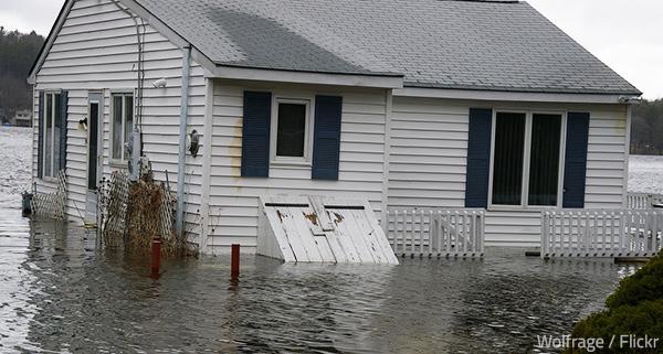 Floods wreak great havoc.