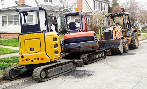 The right equipment is necessary for effective large loss restoration.