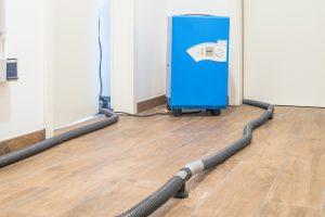 Dehumidifier-Water-Damage-Restoration