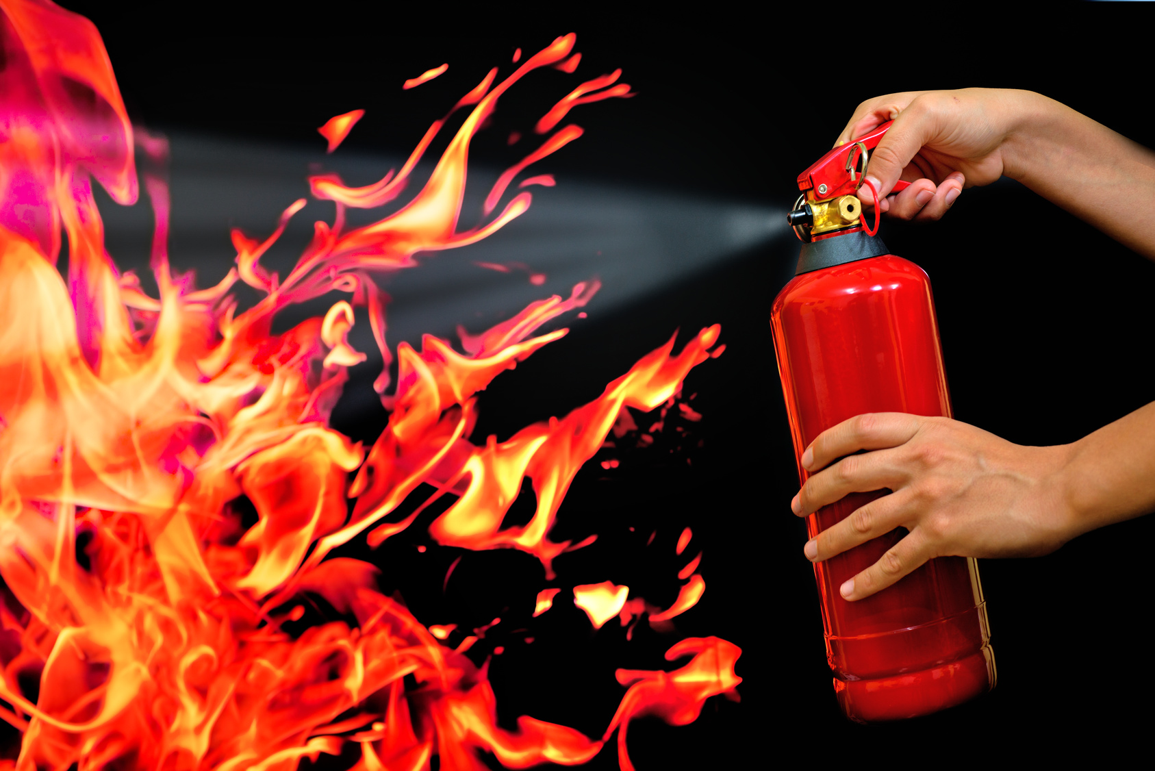 How to Deal with Water Damage from Extinguishing a Fire