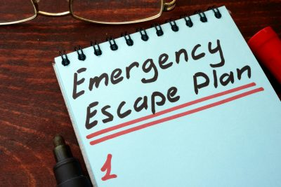 Steps to Prepare for an Emergency Evacuation of Your Home