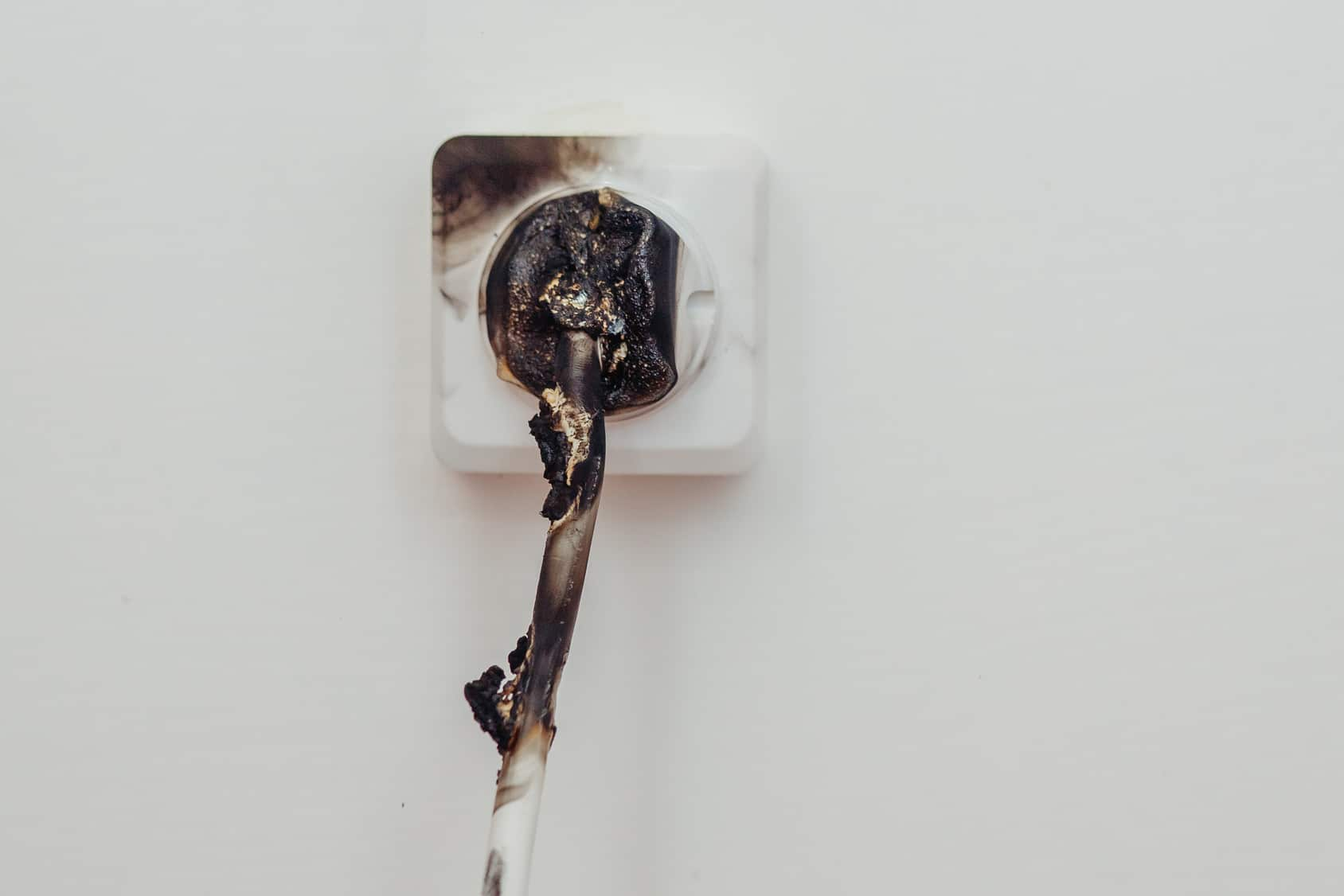 Burnt-Electrical-Appliance-Cord