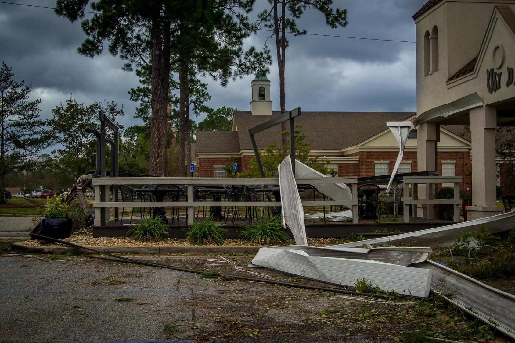 4 Storm Damage Repair Steps Hurricane Damage Hail Damage