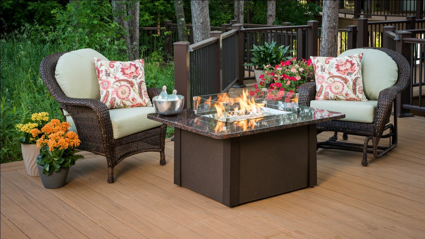 Things To Consider When Ing An Outdoor Gas Fire Pit