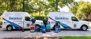 Duraclean Technicians Provide Commercial Restoration Services in Roswell, GA
