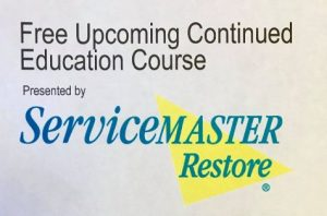 CE classes for insurance agents in San Antonio, TX by ServiceMaster Restoration by Century