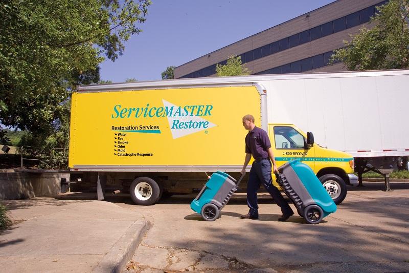 ServiceMaster-24-Hour-Restoration-Large-Loss-Santa-Ana-CA